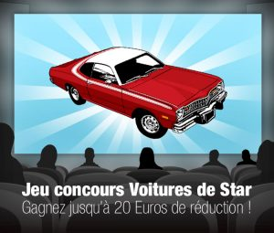voitures de star
