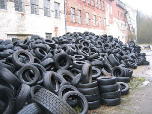 pneus uses