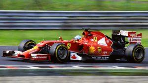 Quel pneu en Formule 1?