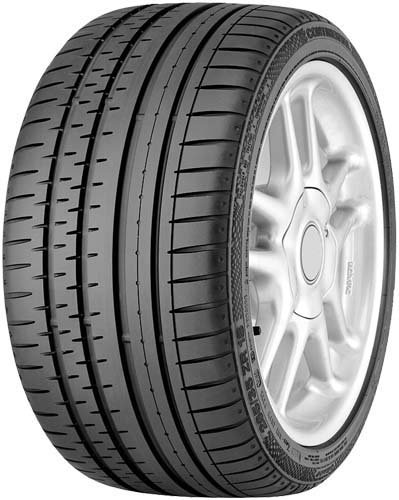 CONTINENTAL SPORTCONTACT2 225/50R17