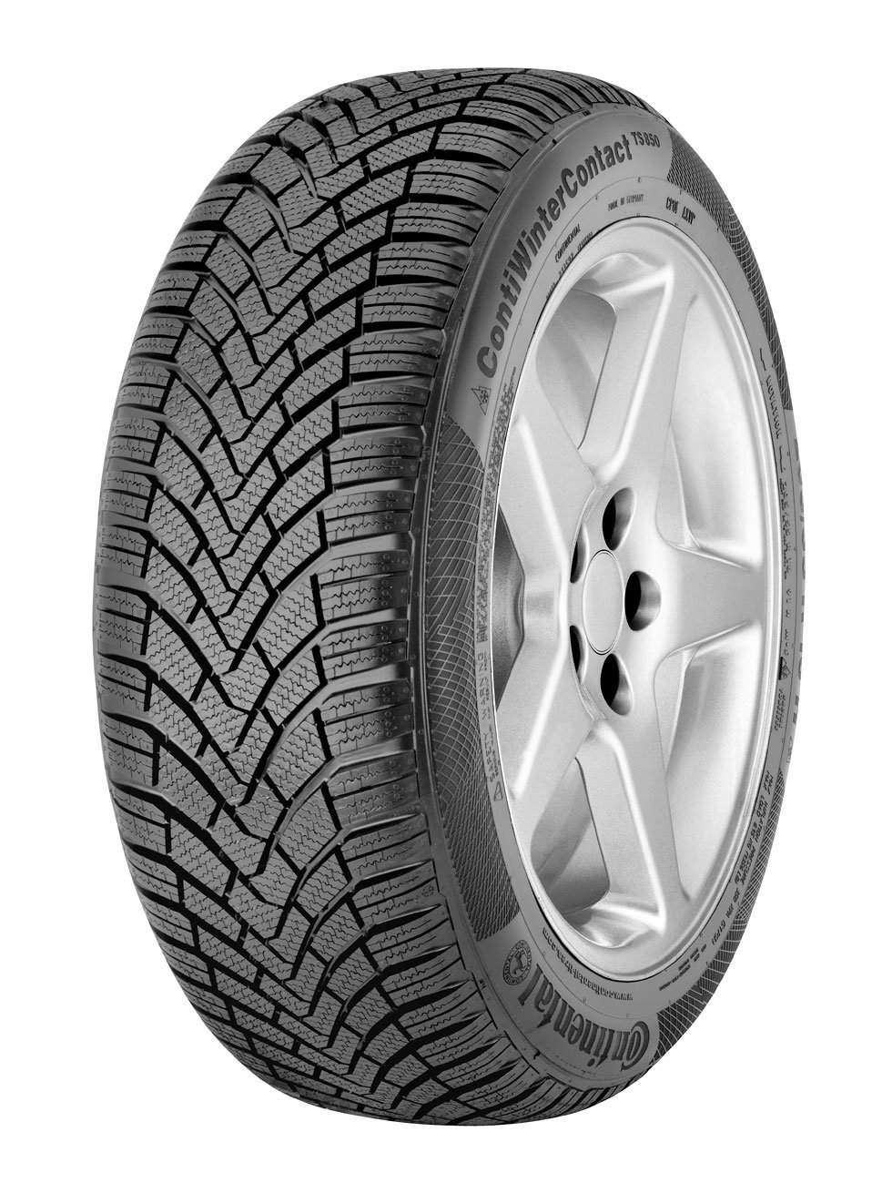 CONTINENTAL WINTER CONTACT TS850 215/55R16