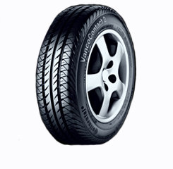 CONTINENTAL VANCONTACT200 185/75R16104R