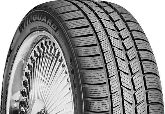 NEXEN WINGUARD SPORT 255/35R19