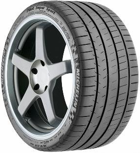 MICHELIN PILOT SUPER SPORT 295/25R21