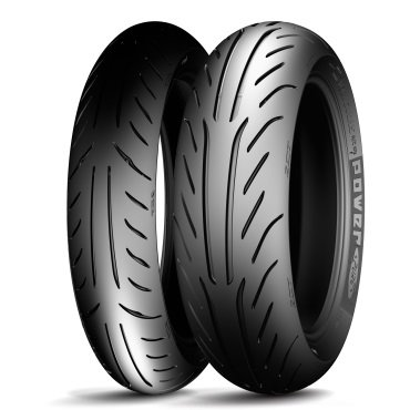 Michelin Michelin Power Pure Sc : 120/80 r14 Tl 58 S
