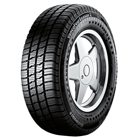 CONTINENTAL VANCO FOUR SEASON 2 235/65R16115R
