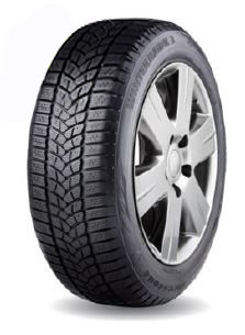 FIRESTONE WINTERHAWK 3 155/80R13