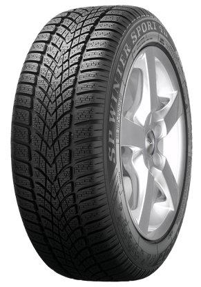 Dunlop Pneu Sp Winter Sport 4d 225/45 R17 94 H Xl Mfs