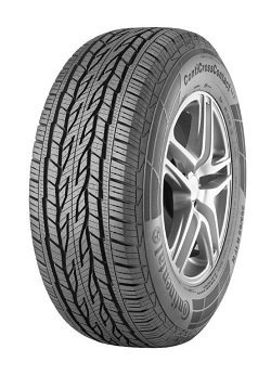 CONTINENTAL CROSSCONTACT LX 2 255/65R16