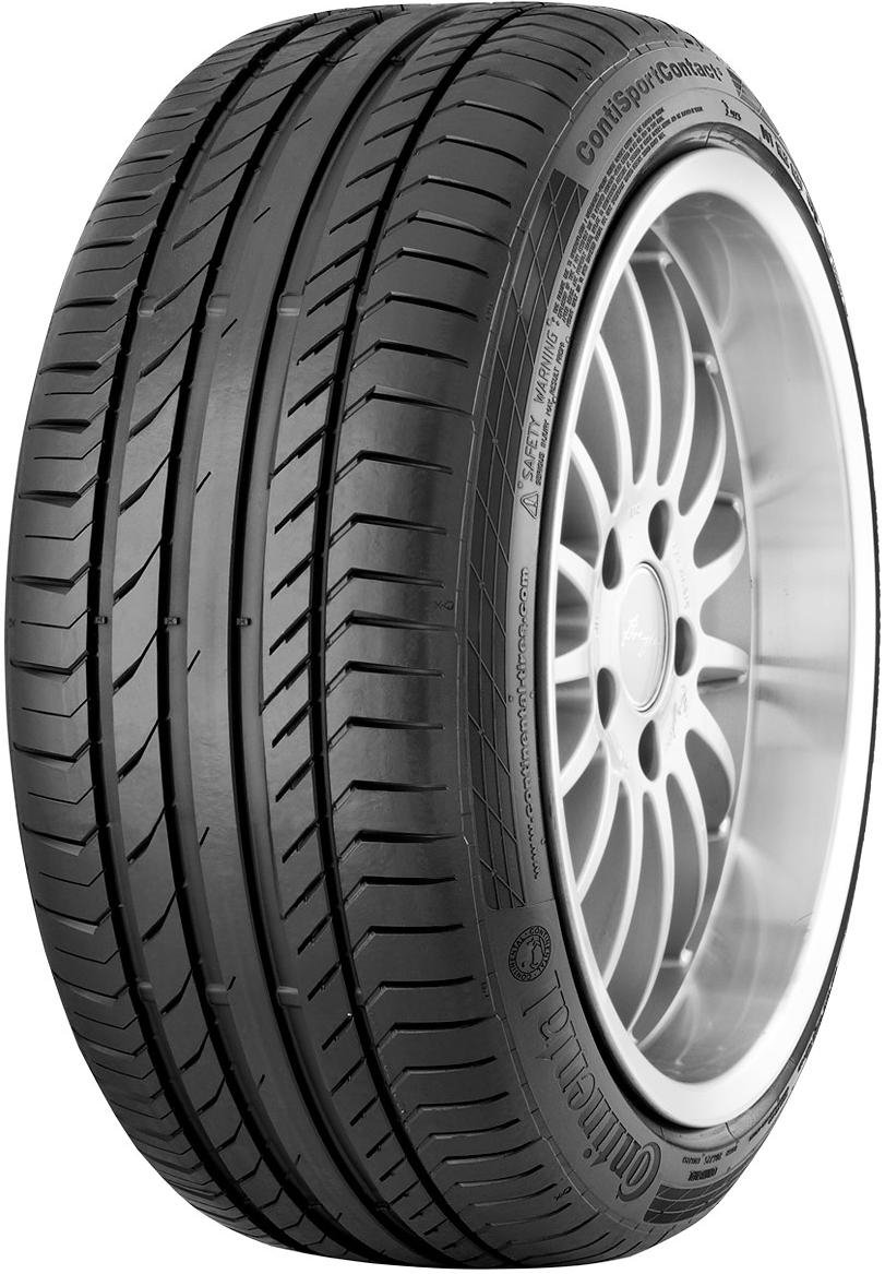 CONTINENTAL SPORTCONTACT5 205/50R17