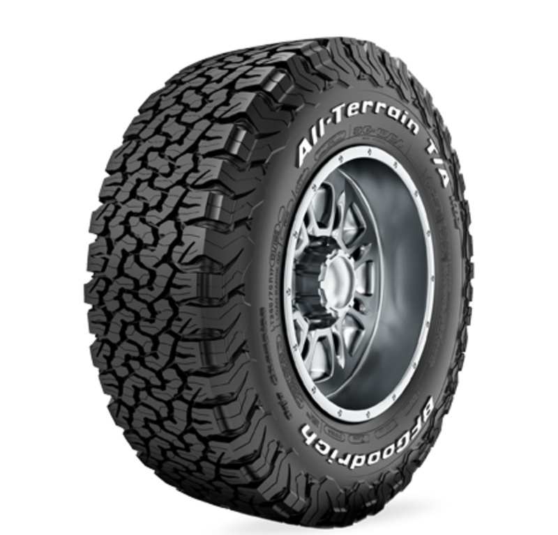 BF GOODRICH ALL-TERRAIN T/A KO2 265/65R18