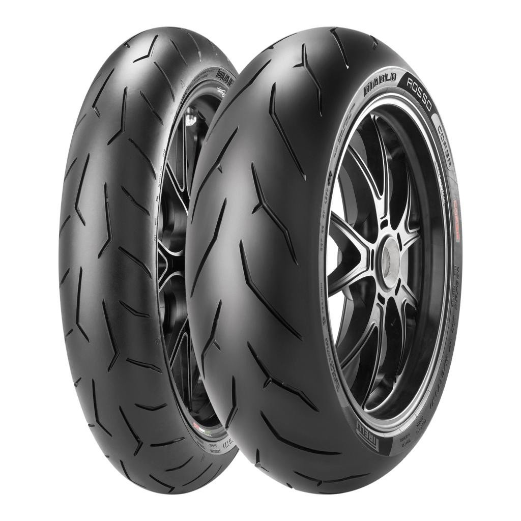 Pirelli Pirelli Diablo Rosso Corsa : 180/55r17 Tl 73 W