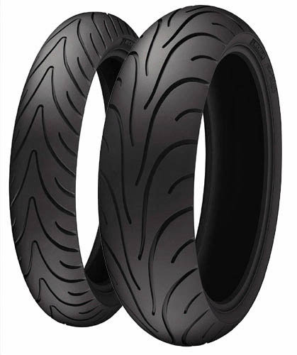 Michelin Michelin Pilot Road 2 Rear : 180/55 r17 Tl 73 W