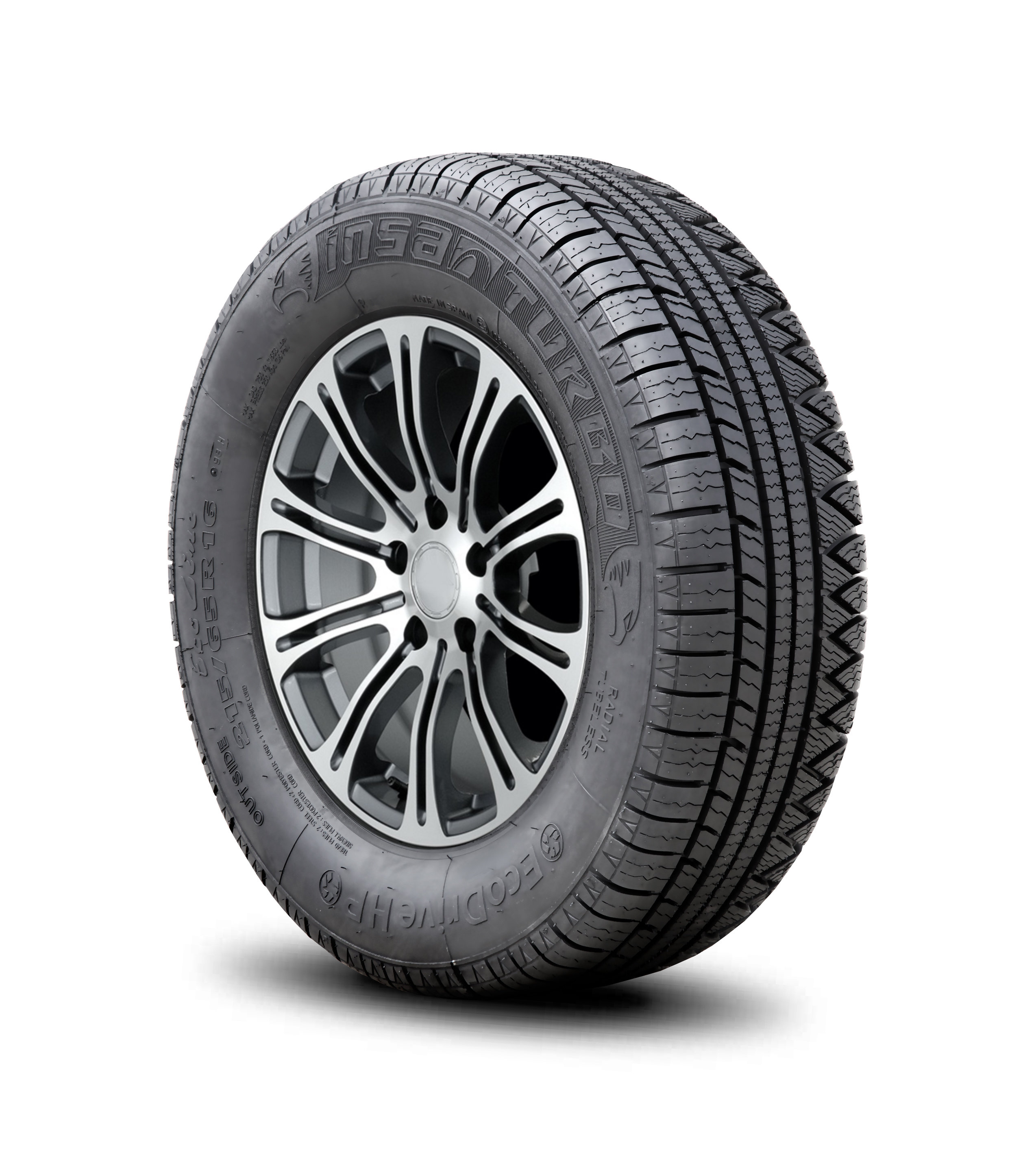 INSA TURBO ECODRIVE ALL SEASON 215/65R16
