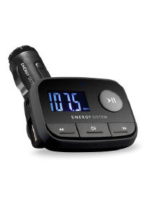 produit energy sistem energy car transmitter f2 black night  384600