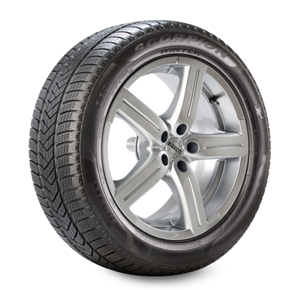 PIRELLI SCORPION WINTER 245/60R18