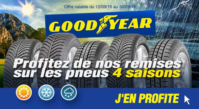 pneus goodyear toutes saisons